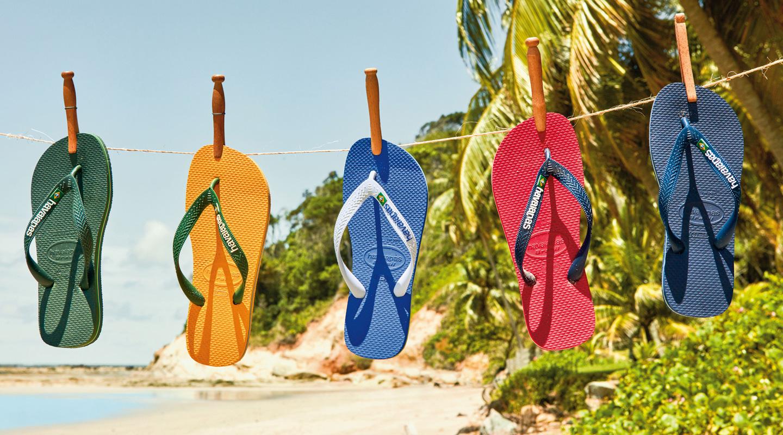 Havaianas flip-flop sandals