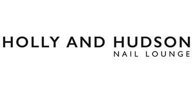 Holly and Hudson Nail Lounge Logo